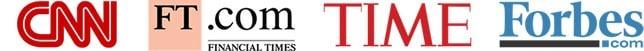 media-logo's